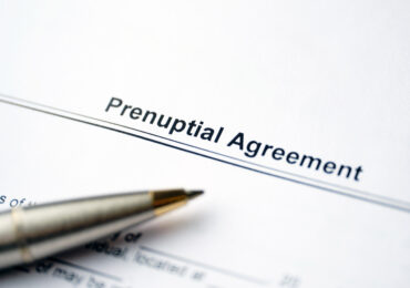 Prenuptial Agreements in Maryland State